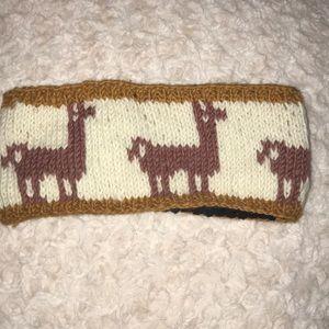 Accessories - Llama head band/ear cover